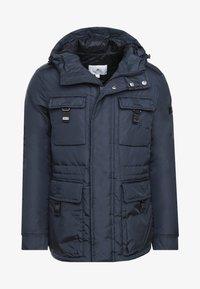 Peuterey - AIPTEK - Down jacket - navy - 4