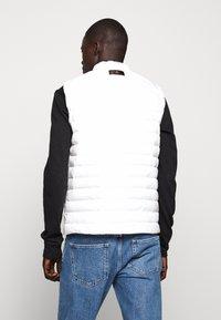 Peuterey - MOISE - Waistcoat - white - 2