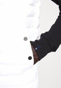 Peuterey - MOISE - Waistcoat - white - 7