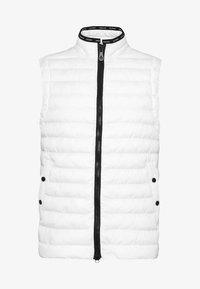Peuterey - MOISE - Waistcoat - white - 8