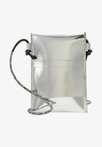 PB 0110 - Taška spříčným popruhem - silver - 1