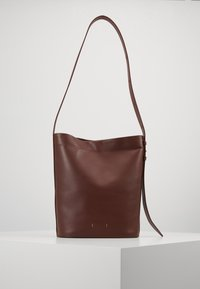 PB 0110 - Handbag - wine - 0
