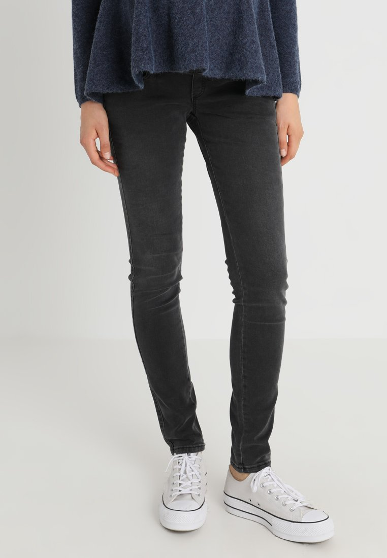 Paulina - FOREVER STRONG - Slim fit jeans - dark grey