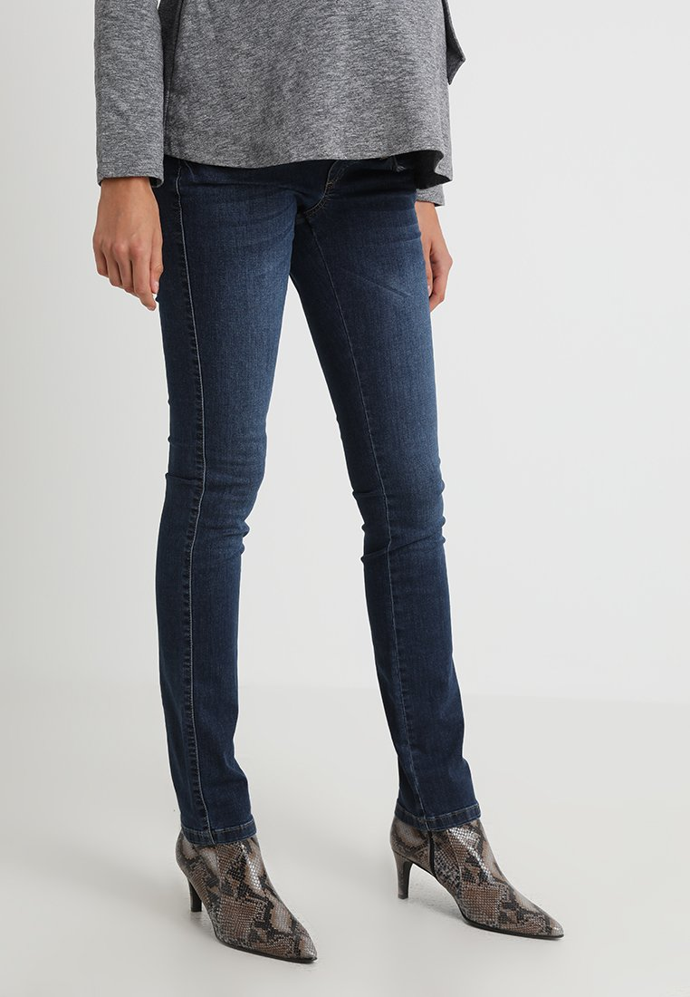 Paulina - ALL OR NOTHING - Slim fit jeans - blue denim