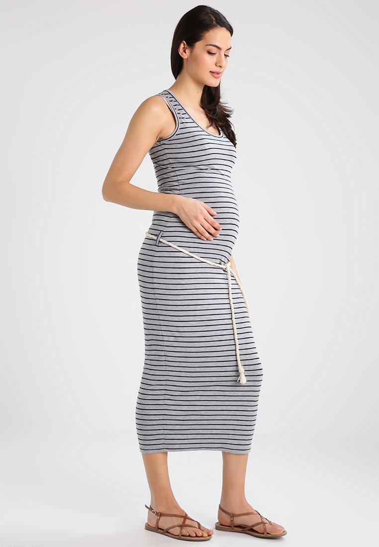 Paulina - SUNRISE - Maxi dress - grey