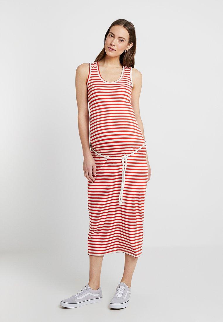 Paulina - SUNRISE - Maxi dress - red