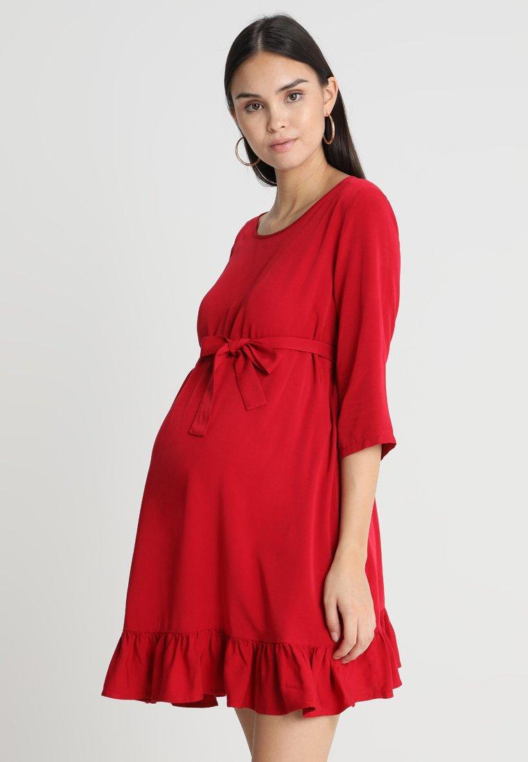 Paulina - HAPPINESS - Day dress - red