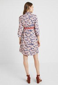 Paulina - AUSTRALIAN RULES - Shirt dress - blue - 2