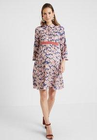 Paulina - AUSTRALIAN RULES - Shirt dress - blue - 1