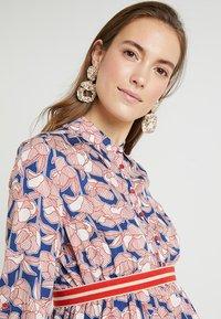 Paulina - AUSTRALIAN RULES - Shirt dress - blue - 3