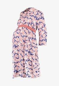 Paulina - AUSTRALIAN RULES - Shirt dress - blue - 4