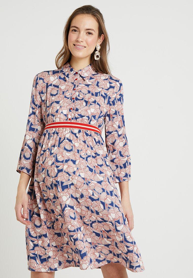 Paulina - AUSTRALIAN RULES - Shirt dress - blue
