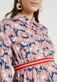 Paulina - AUSTRALIAN RULES - Shirt dress - blue - 5