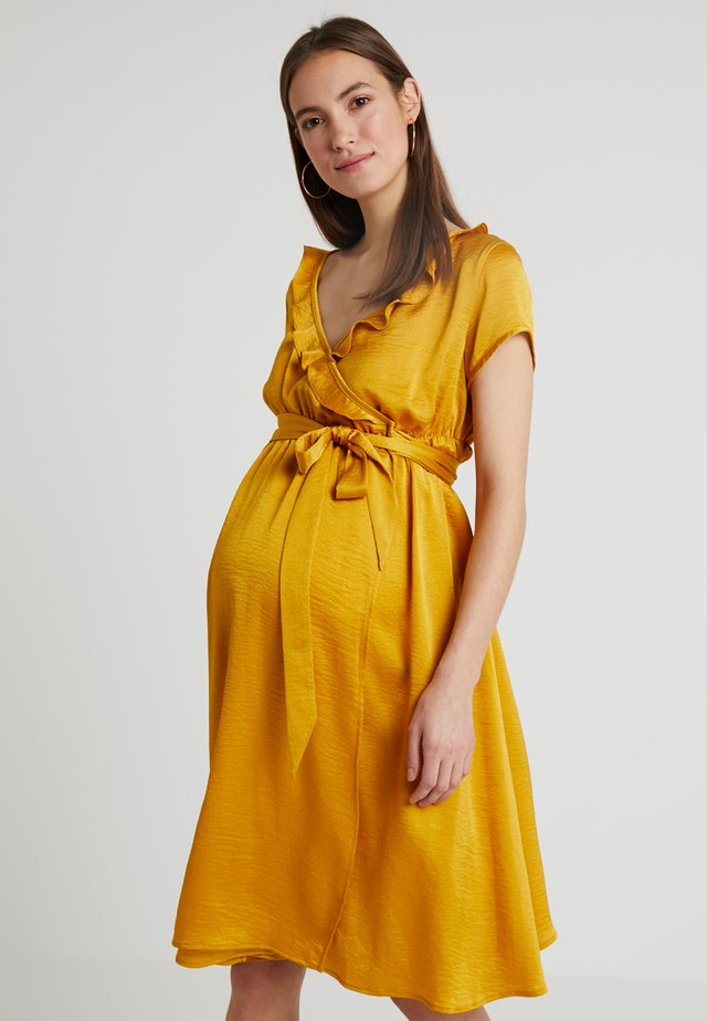 SWEET AND LOWDOWN - Robe d'été - yellow
