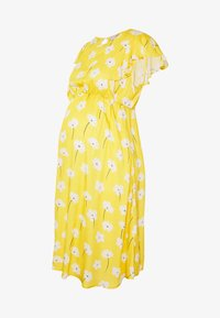 Paulina - YELLOW DREAMS - Korte jurk - yellow - 4