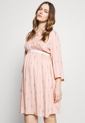 TO THE SEA - Blousejurk - smoky pink