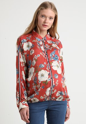 THE VIOLIN - Blouse - red
