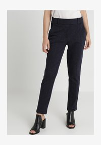 Opus - MADENI TWILL - Pantaloni - simply blue - 4