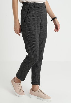 MADENI PEPITA - Trousers - slate grey melange