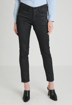 EMILY GLITTER - Kalhoty - black