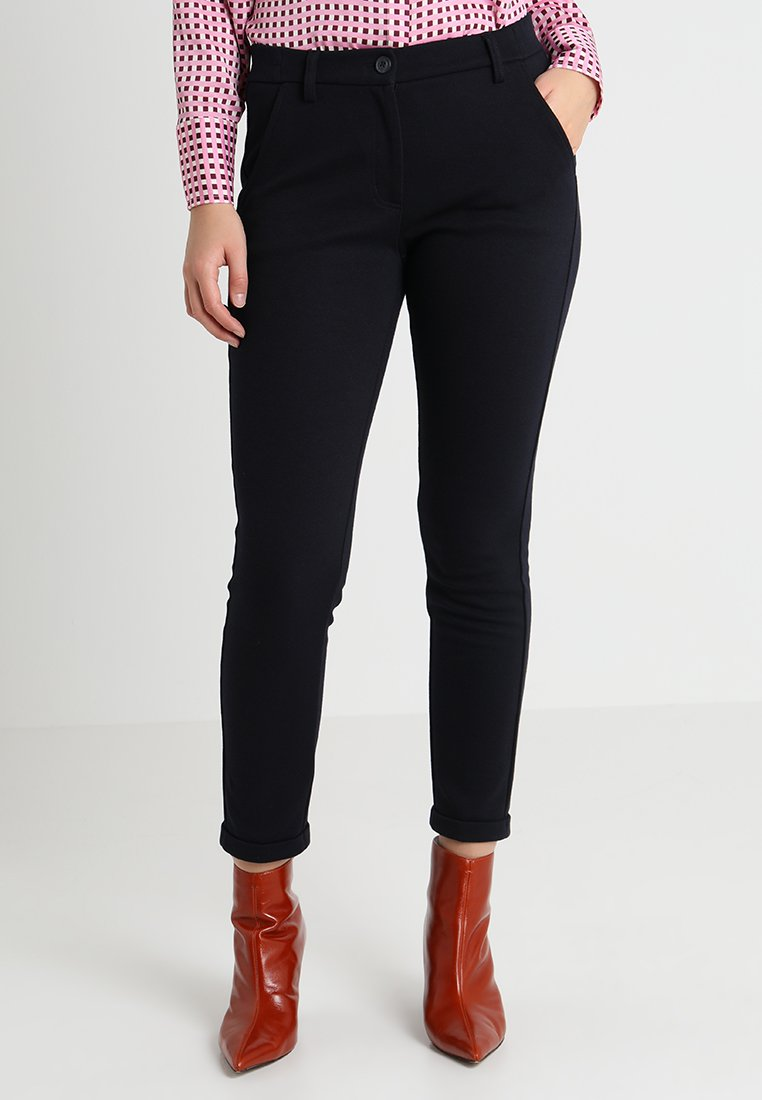 Opus - MELINA - Trousers - simply blue