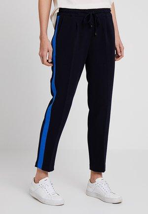 MELOSA WIDE RACE - Kalhoty - simply blue
