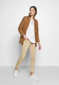 Opus - ELMA FRESH - Jeans Skinny Fit - soft ginger - 1