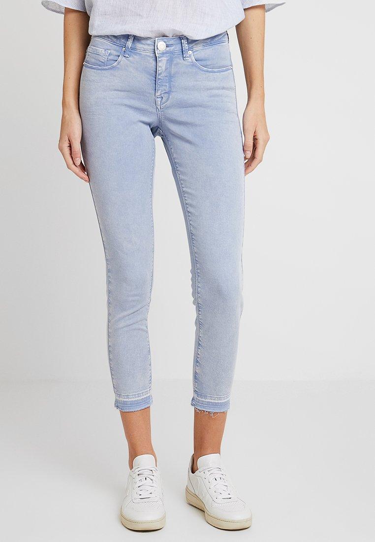 Opus - ELMA FRESH - Jeans Skinny Fit - dream blue
