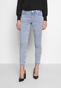 Opus - ELMA FRESH - Jeans Skinny Fit - morning blue - 0
