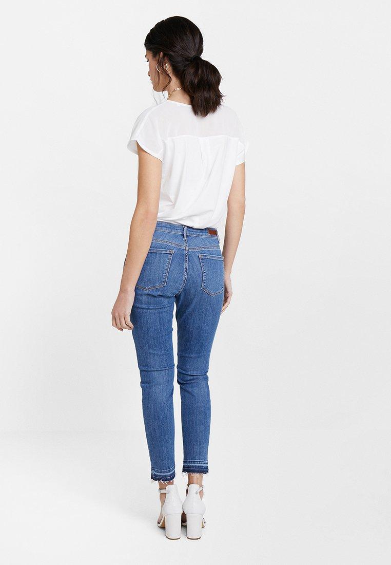 Opus - ELMA  - Slim fit jeans - fresh blue