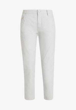SIDE STRIPE - Kalhoty - simply blue