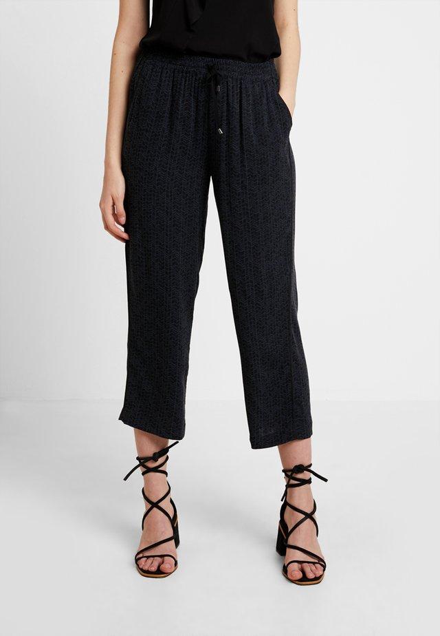 MAHAL PRINT - Trousers - simply blue