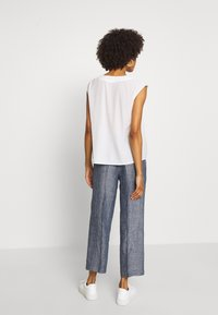 Opus - MARITTA - Trousers - forever blue - 2