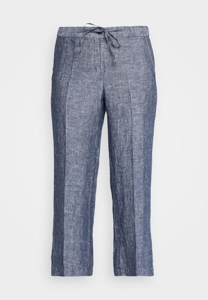MARITTA - Trousers - forever blue