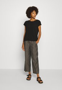 Opus - MARITTA - Trousers - oliv tree - 1