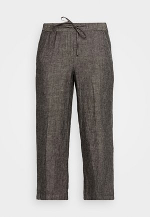 MARITTA - Trousers - oliv tree