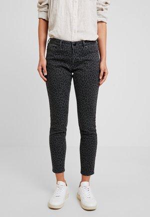 ELMA LEO - Slim fit jeans - slate grey melange