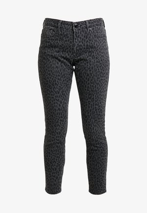 ELMA LEO - Jeans slim fit - slate grey melange