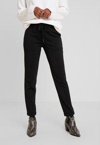 Opus - MIZIA - Trousers - black - 0