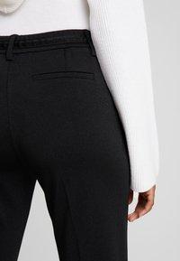 Opus - MIZIA - Trousers - black - 5