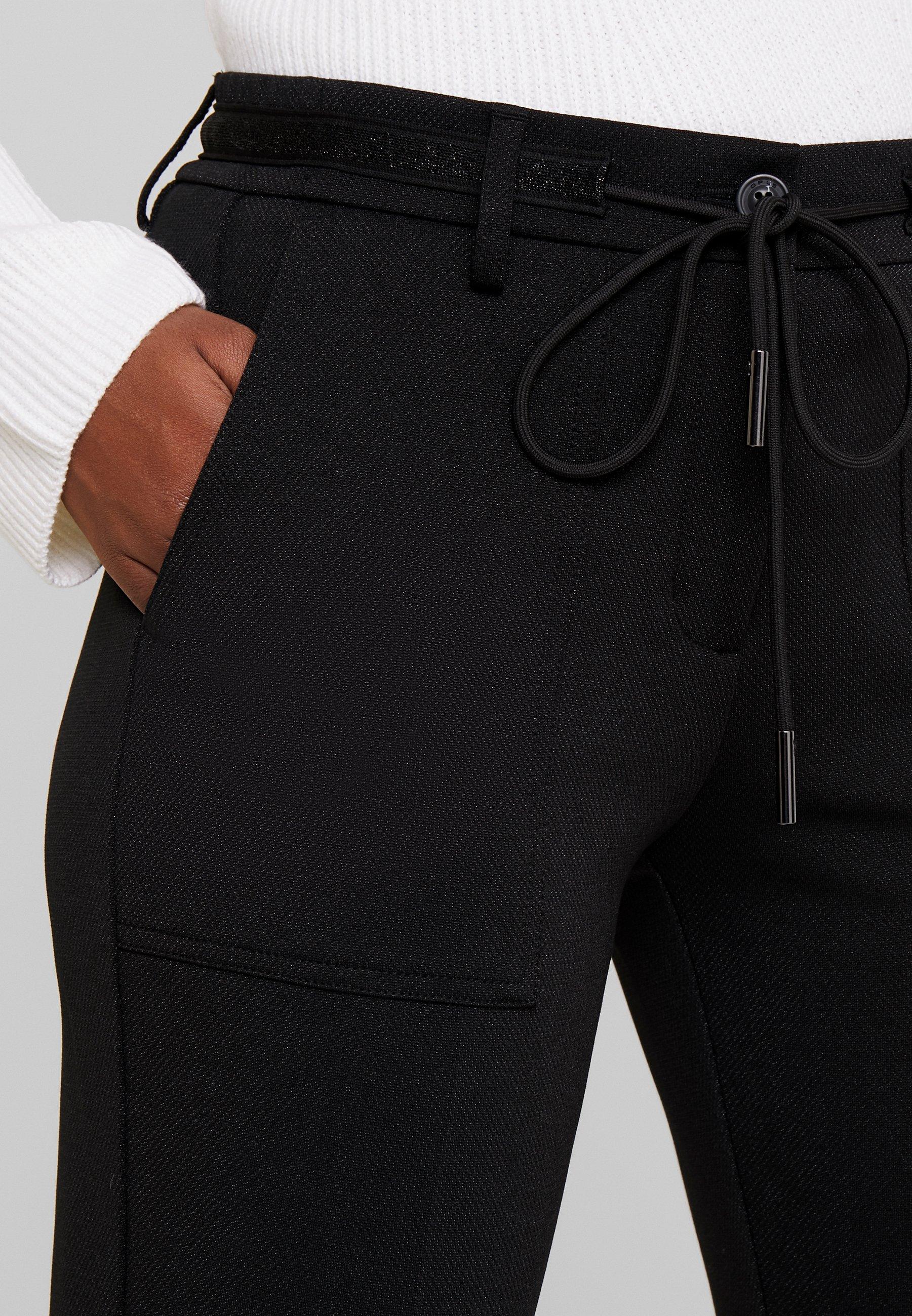 Opus Mizia - Pantalon Classique Black