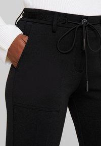 Opus - MIZIA - Trousers - black - 3