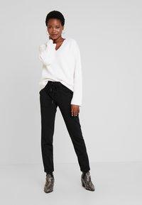 Opus - MIZIA - Trousers - black - 1