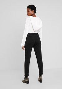 Opus - MIZIA - Trousers - black - 2
