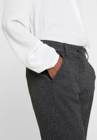 Opus - MELINA CITY - Trousers - black - 5