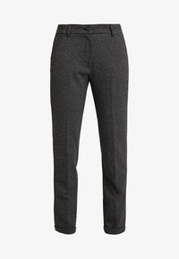 Opus - MELINA CITY - Trousers - black - 4