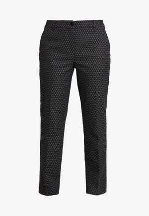 ELSI BABYLON - Pantaloni - slate grey melange