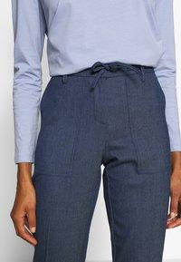 Opus - MARCY - Pantalones - just blue - 3