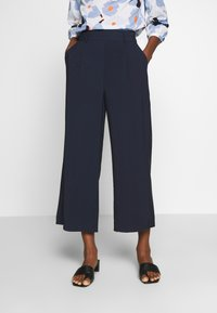 Opus - MIAKO - Trousers - just blue - 0