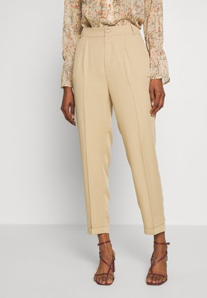 MAJOOLA - Trousers - soft ginger